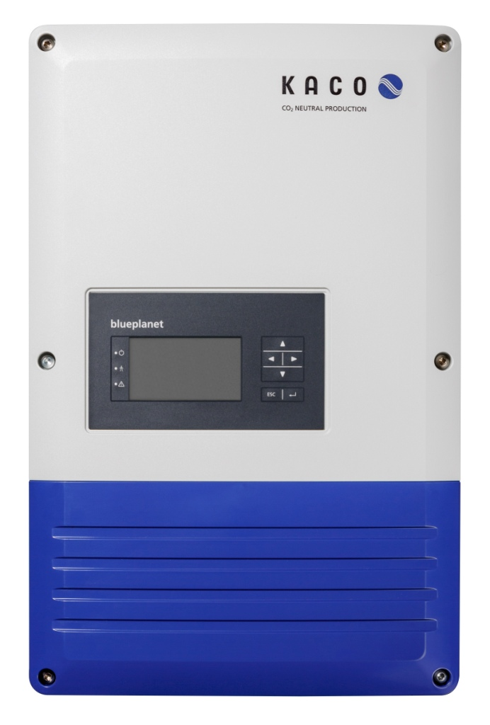 Single phase string inverter Powador 5500