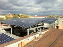 On Grid Rooftop System 4.6 kWp