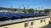 Ongrid PV system 200 kWp