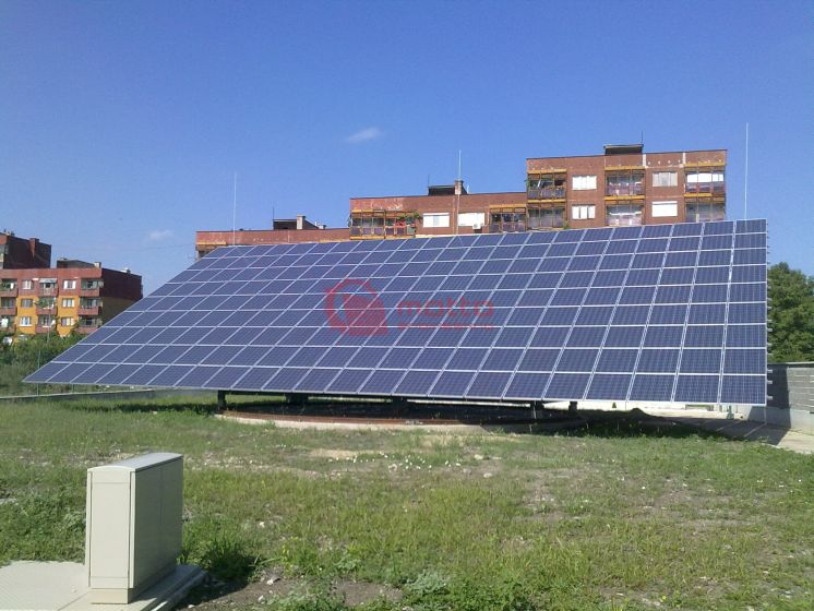 Photovoltaic power station, Nova Zagora