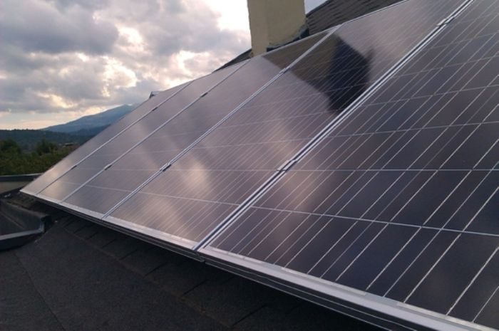 Off-grid PV system, Sofia City