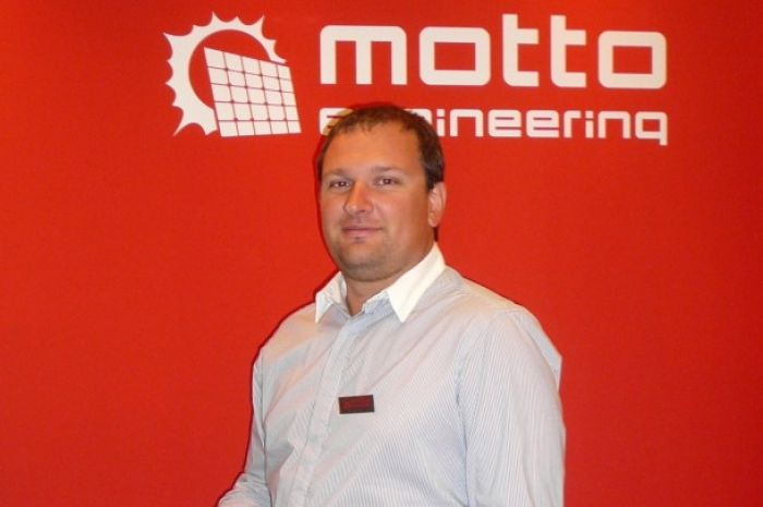 Dipl. eng. Ivan Dinev -  founder & general manager of motto engineering