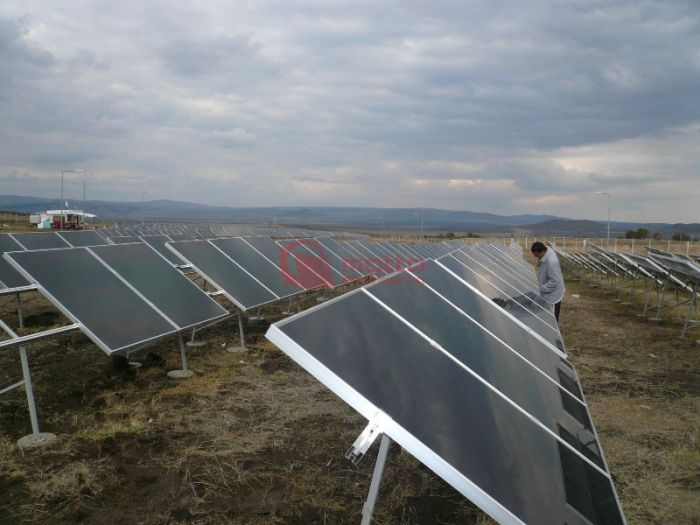Photovoltaic power station, Karanovo